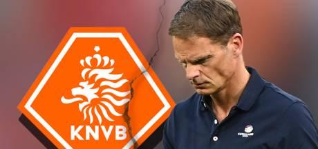 De Boer weg bij Oranje na mislukt EK: 'Geen gezonde situatie voor mij'