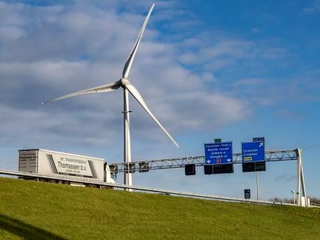 Weerstand tegen windmolens ebt vanzelf weg, weten ze nu in Deventer en Epse