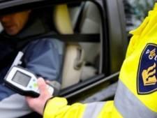 Beschonken bestuurder in Goor aangehouden voor rijden ondanks rijverbod