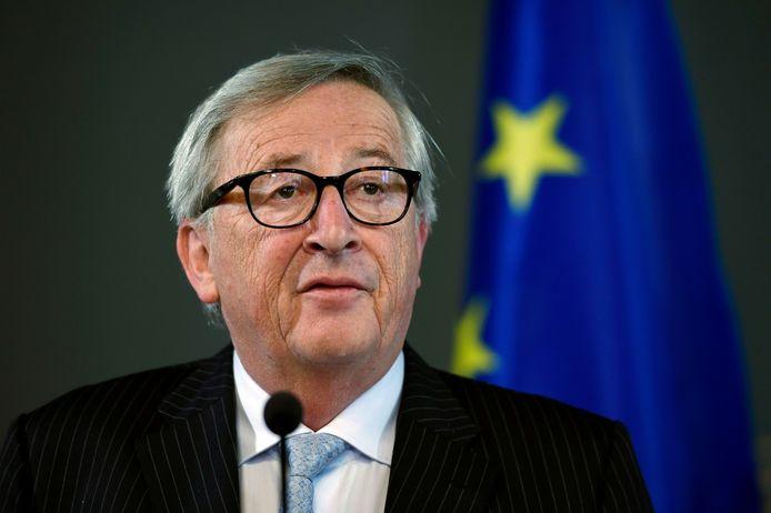 """Jean-Claude Juncker vanochtend in Finland: ,,Ik ben de eerste en de laatste EC-voorzitter die Spitzenkandidaat was."""""""