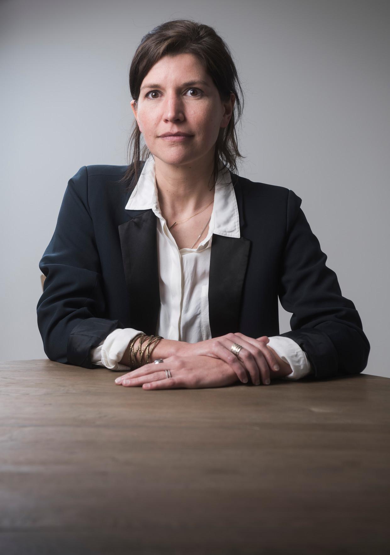 Valerie Van Peel (N-VA).  Beeld Karel Duerinckx