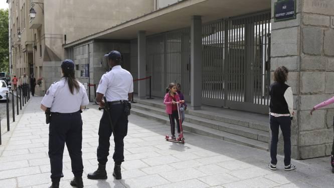 Aanslag op twee joden nabij Parijse synagoge