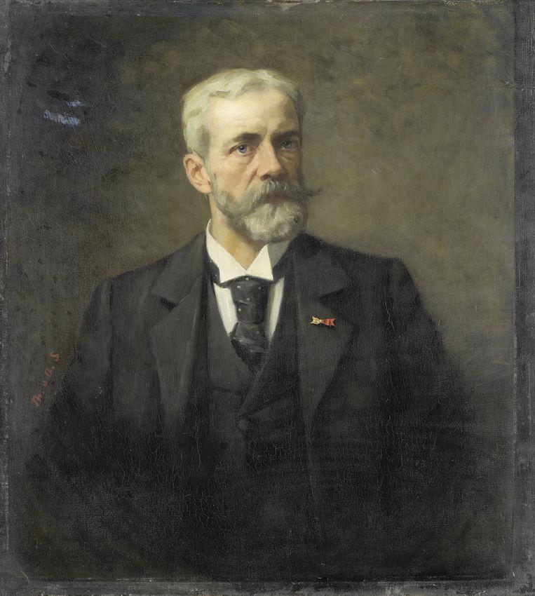 Frederik Obreen (1883-1896). Beeld Rijksmuseum