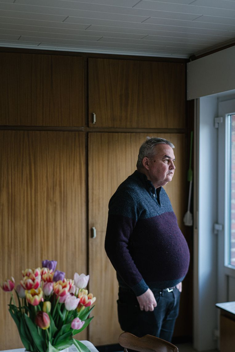 Geert Van Isterdael: 'Ik ben geen 'dader' of 'veroorzaker', maar wil ook geen slachtoffer zijn.' Beeld Wouter Van Vooren