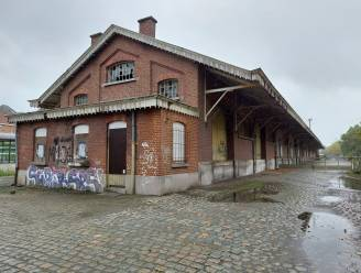 Goederenloods aan station staat opnieuw te koop: openbaar onderzoek naar nieuw project wordt binnenkort afgesloten