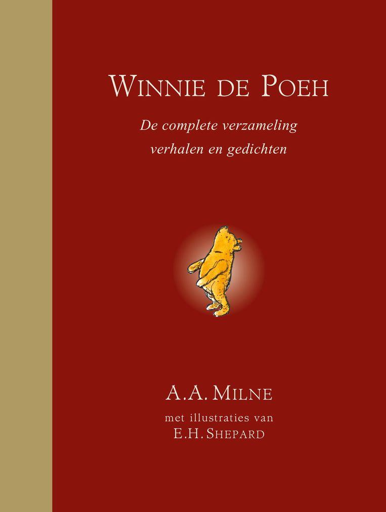 Winnie de Poeh, A.A. Milne & E.H. Shepard, Van Goor, €39,99, 7+. Beeld