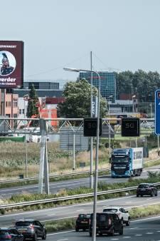 Let op het reclamebord als je met 100 kilometer per uur over de A12 rijdt: wat staat daar eigenlijk?