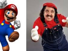 Mario Bros, inspiré d'un acteur porno?