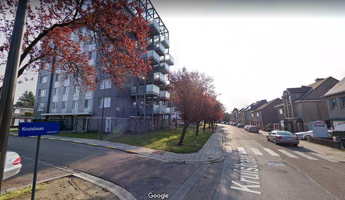 De Kruisbaan in Mechelen.