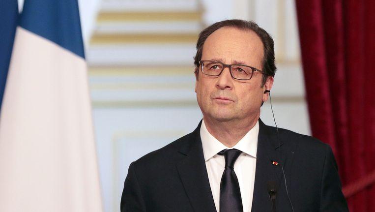 Hollande: overlevenden onwaarschijnlijk. Beeld anp