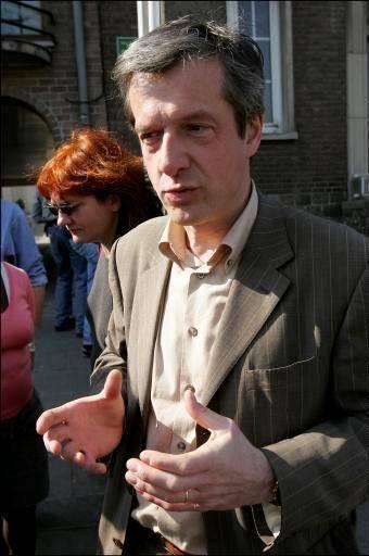 Burgemeester Pierre Huart