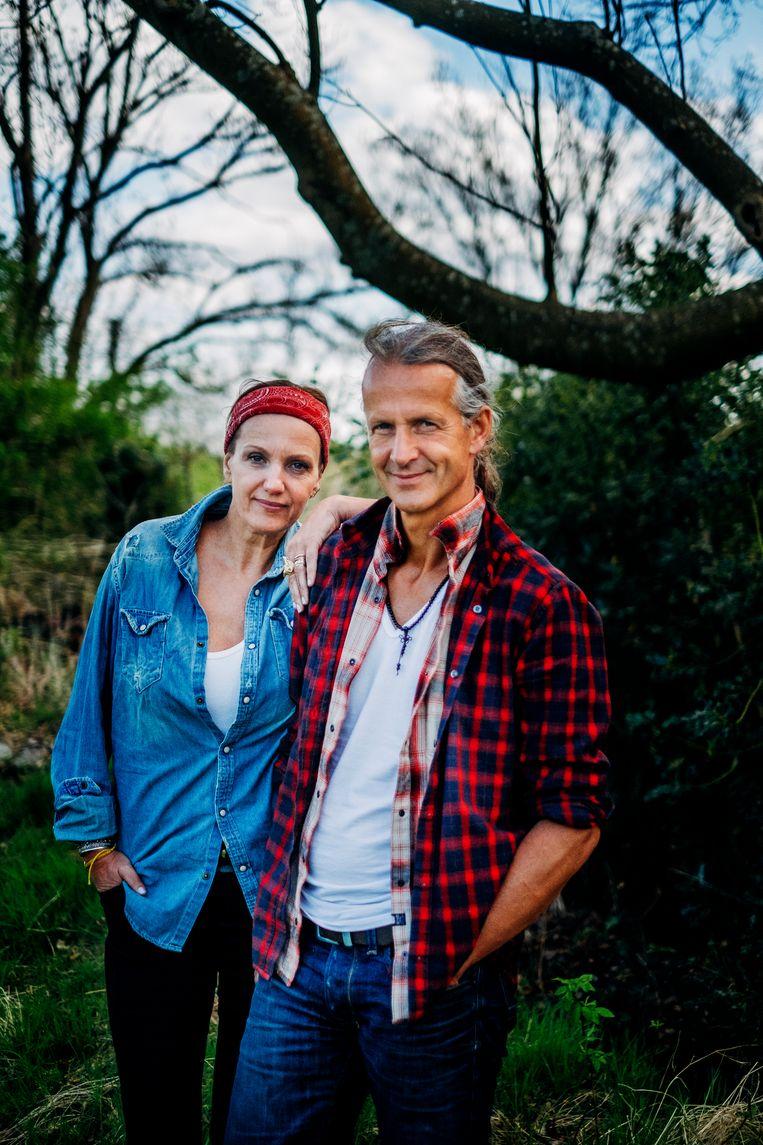 Renata Heinen en Rolf Winters. Beeld Stefaan Temmerman