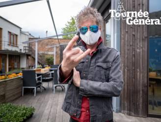 Tournée Générale: zanger Wimmeke Punk vindt het tof dat Lier weer één groot terras wordt