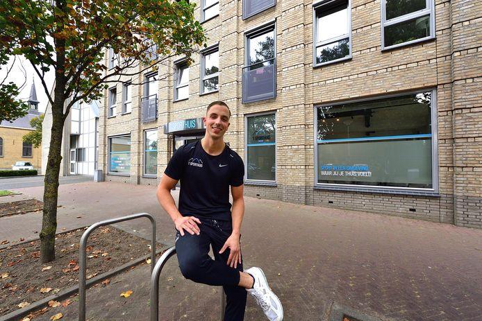 Denny Schrauwen van 't Sporthuis.