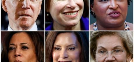 Joe Bidens zoektocht naar een running mate: wie van deze vrouwen wordt het?