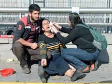 'IS verantwoordelijk voor aanslagen Ankara'