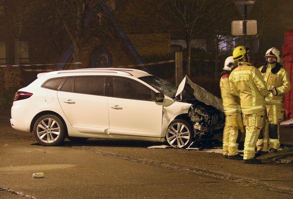 Het ongeval vond plaats op 18 december 2016 op de Booischotsesteenweg in Hulshout.