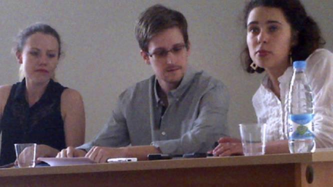 """Rusland: """"Nog geen asielaanvraag van Snowden ontvangen"""""""