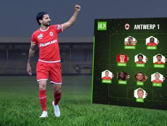 Antwerp heeft genoeg spelers voor... drié ploegen