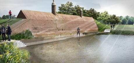 Niet over een loopbrug langs de Stenen Poppen: 'We moeten het plan versoberen'