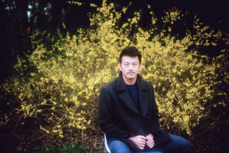 Pete Wu. Beeld Francis Vanhee