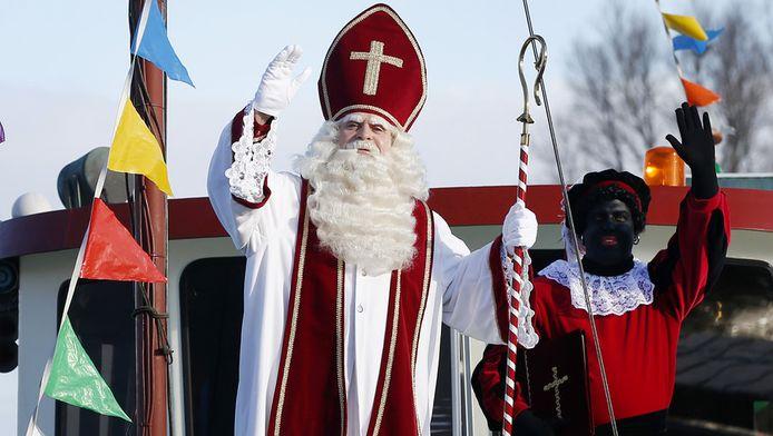 'Wat mij betreft komt Sinterklaas zonder Zwarte Piet', meent de activist
