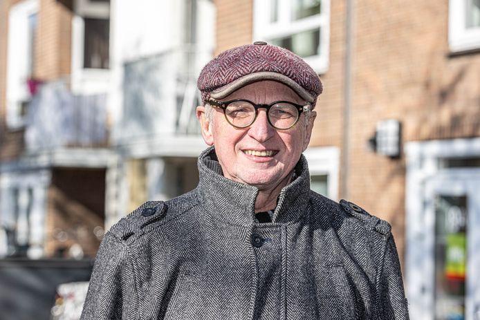 Bertus van den Belt zet als wijkconsulent van SWZ soms huurders uit hun woning. 'Dat is ook sociaal zijn.'
