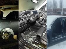 Auto leeg? Dief steelt koplampen, navigatie en airbags