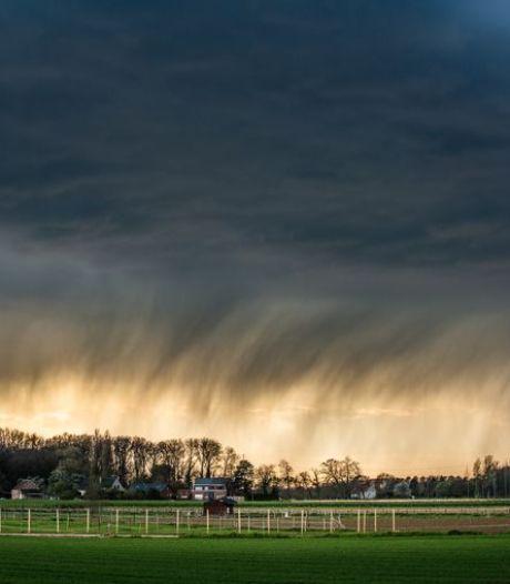 Alerte jaune aux orages sur tout le pays ce mardi soir, le 1722 activé