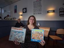 Leger des Heils in Kampen begint Puzzelbank: 'Bij veel mensen ligt een vergeten puzzel'