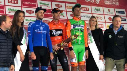 KOERS KORT (11/07): Weening wint op Grossglockner, Hermans mag dromen van eindzege in Oostenrijk