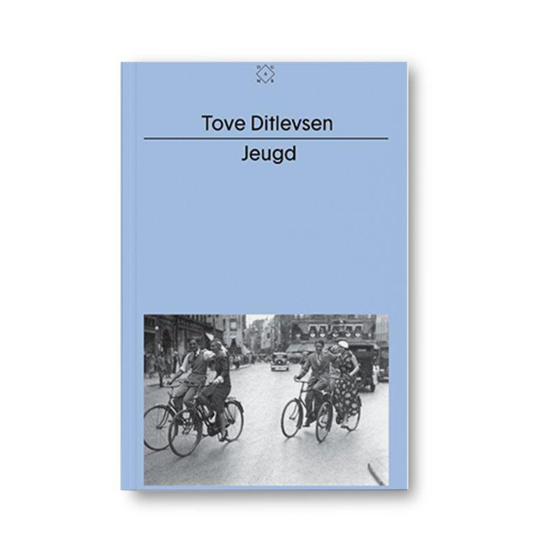 Jeugd - Tove Ditlevsen Beeld Uitgeverij Das Mag