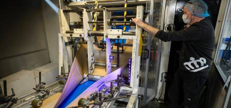 In Australië willen ze alleen koninklijke plastic zakken uit Rijssen