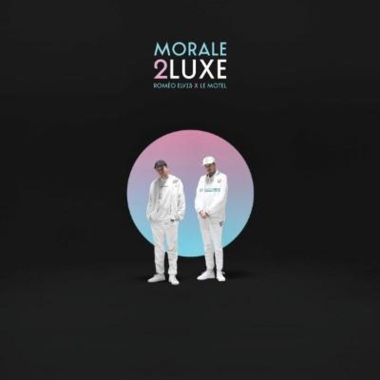 Morale 2luxe - Romeo Elvis & Le Motel Beeld rv