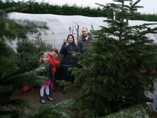 'Een kerstboom kopen wij met het hele gezin'