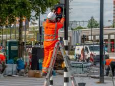 Facelift voor Spoorlaan Tilburg: kruikenzeikers in stoplichten