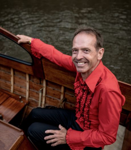 Siep de Haan (63) richtte de Pride op, 25 jaar geleden: 'Amsterdam vond zichzelf ontzettend tolerant'