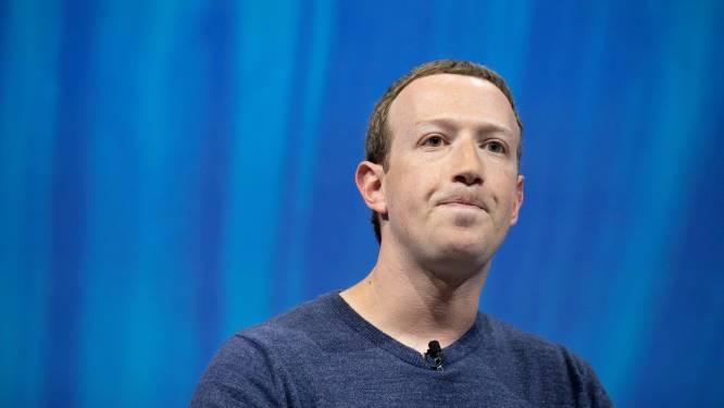 Facebook-topman Zuckerberg: niet waar dat bij ons winst boven veiligheid gaat