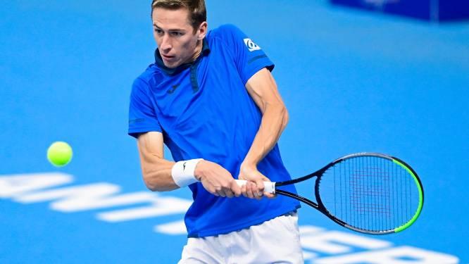 """Kimmer Coppejans blijft optimistisch na uitschakeling op European Open: """"Top honderd blijft mijn objectief"""""""