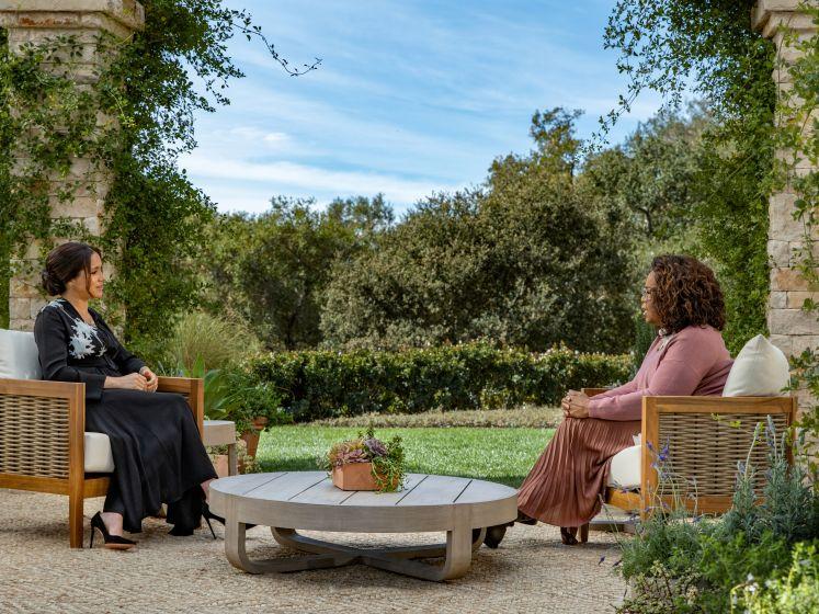 Meghan in interview met Oprah: 'Ik wilde niet meer leven'