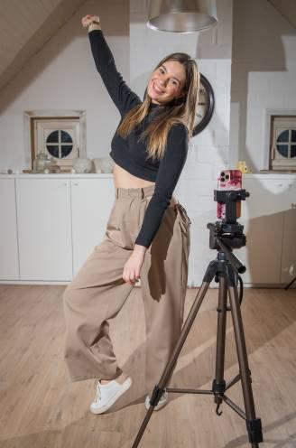 """Maude Van Der Vorst scoort als eerste Vlaamse hit op TikTok: """"Regi mag altijd bellen"""""""