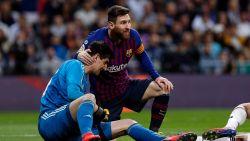FC Barcelona wint tweede Clásico in 4 dagen dankzij lobje Rakitic