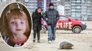 """Papa overleden Nyah (4) laat zeehondje met haar naam vrij: """"Alsof ik haar nog eens moet loslaten"""""""