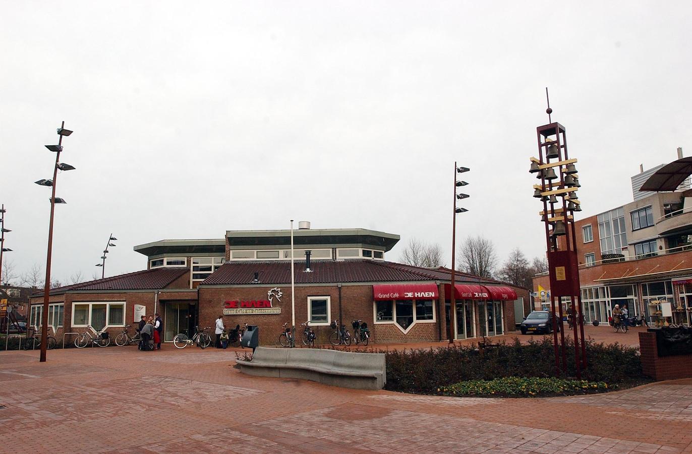 Dorpshuis De Stuw in Hoevelaken is verouderd en wordt vervangen.