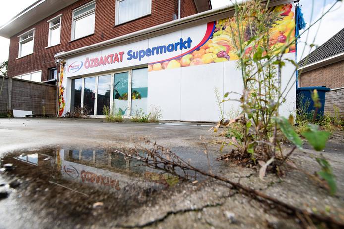 DS-2019-6602. Apeldoorn,. Onderwerp: Ozbaktat supermarkt, © Maarten Sprangh