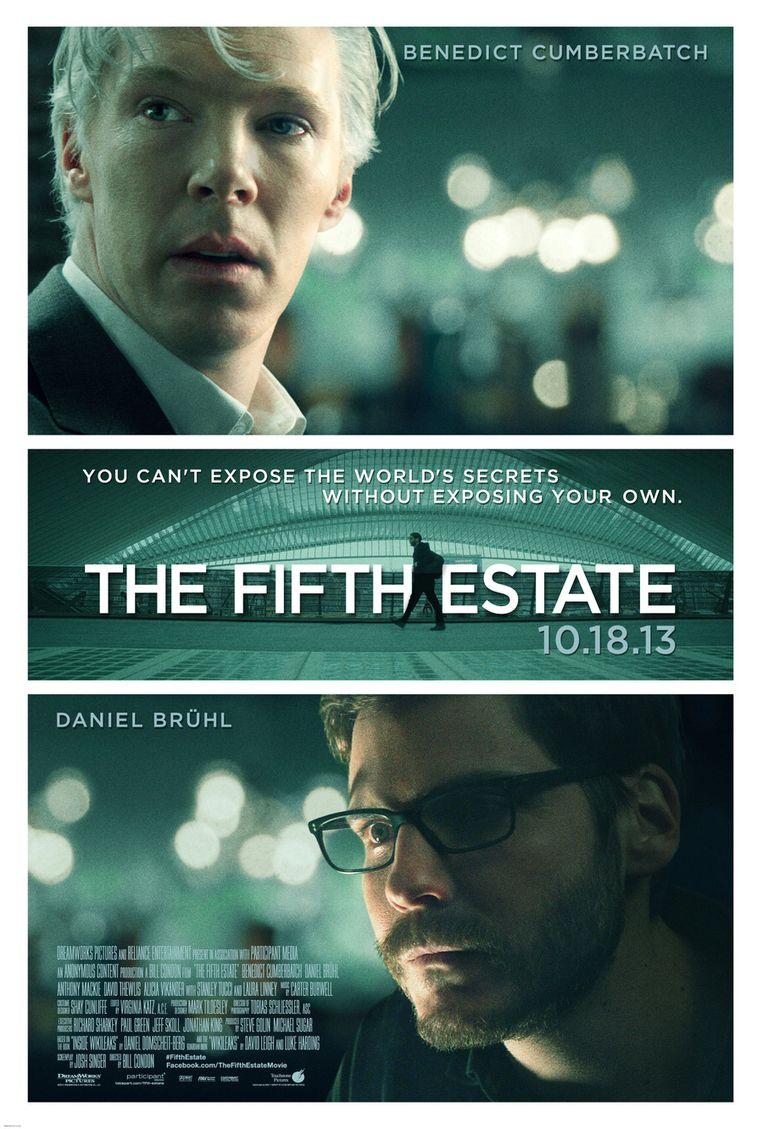 The Fifth Estate Beeld kos