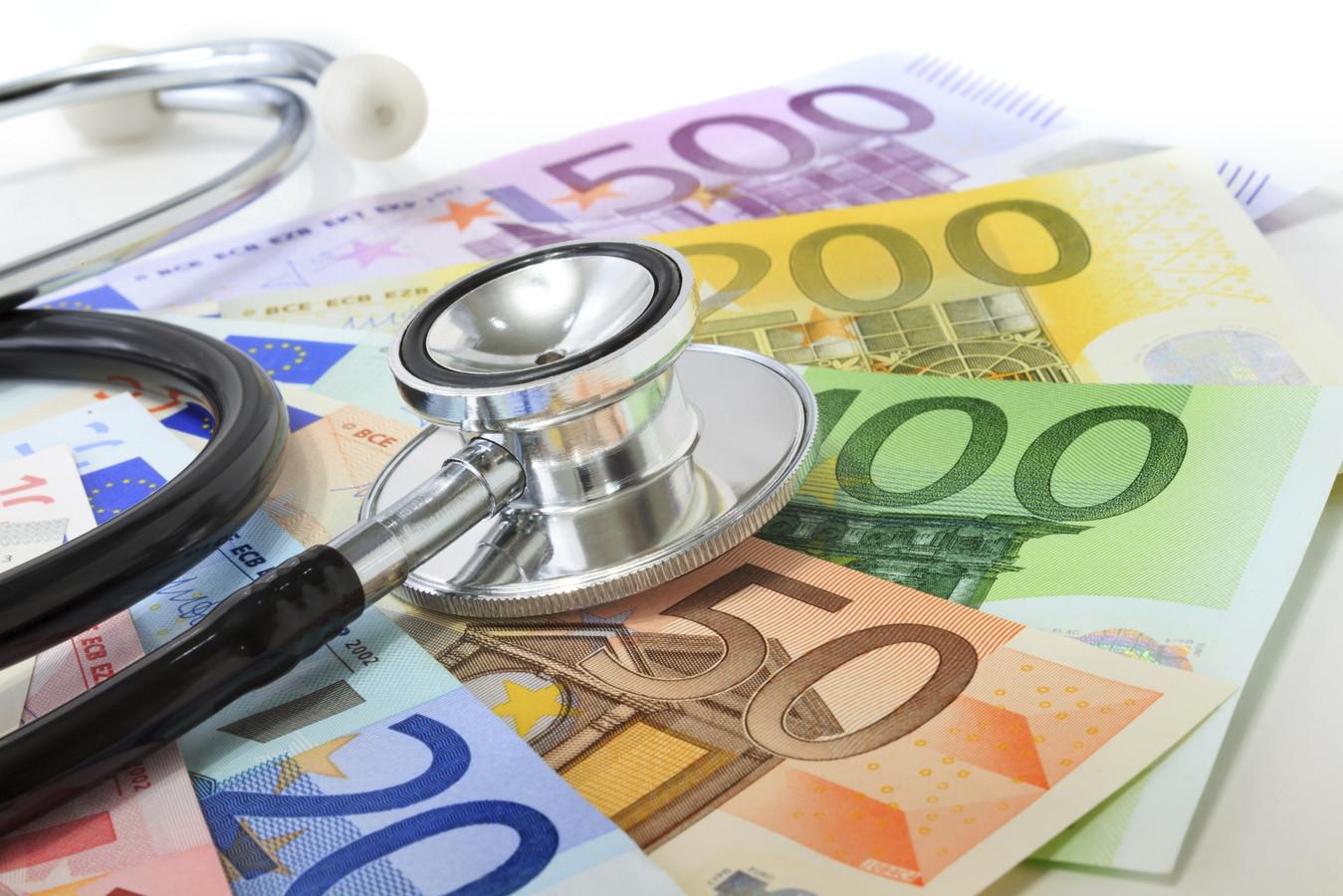 Het percentage wanbetalers in de zorg is met 34 procent gedaald.