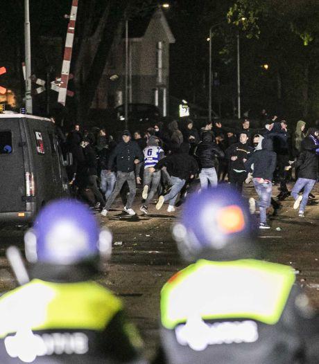 Beelden relschoppers Doetinchem nog niet openbaar: 'Inbreuk op privacy'