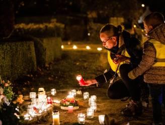 """Heel Noorderwijk steekt een kaarsje aan voor vermoorde zorgjuf: """"Iedereen zet Mieke nu in het licht"""""""