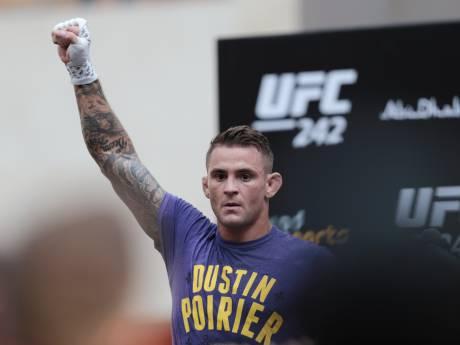 Poirier over gevecht met McGregor: 'Na eerste ronde is het klaar'